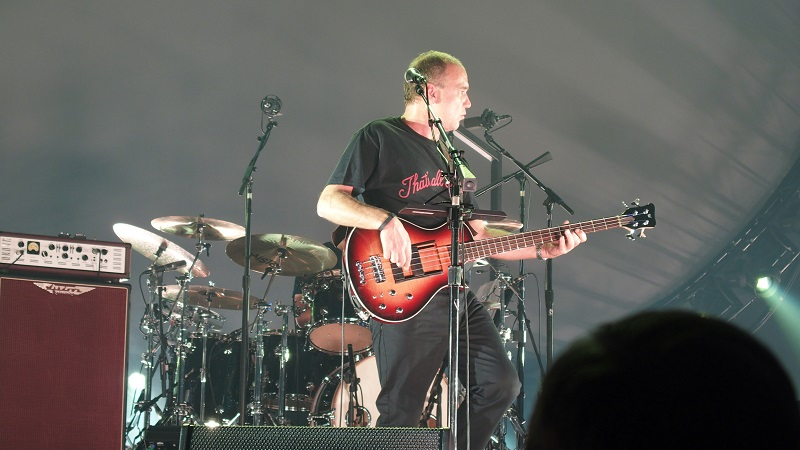 David Gilmour's tour in Brighton
