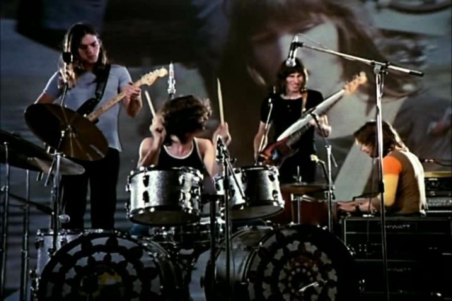 Pink Floyd Live at Pompeii (director's cut)