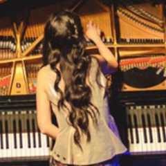 I Pink Floyd e la magia del pianoforte
