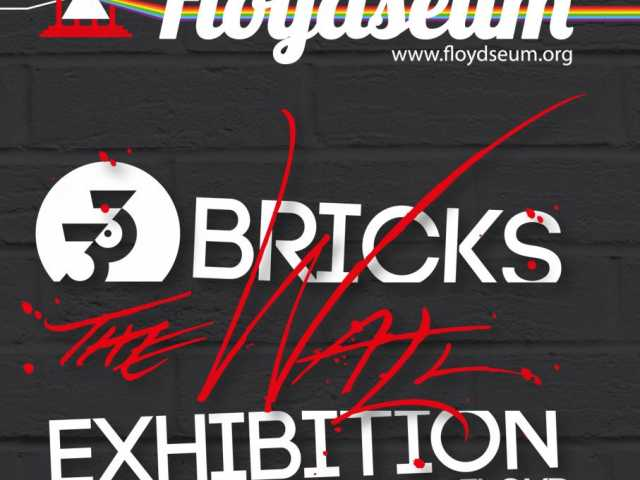 33 Bricks - The Wall Exhibition, Pink Floyd