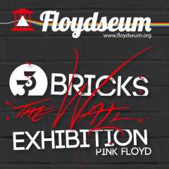 Mostra 33 Bricks - The Wall Exhibition, Pink Floyd